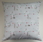 "Cushion Cover in Sophie Allport Woodland Party 14"" 16"" 18"" 20"""